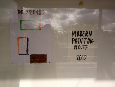 Kunst ist überall   ;-)