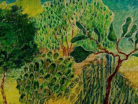Eine Augenreise in die Provence - auf den Spuren van Gogh's
