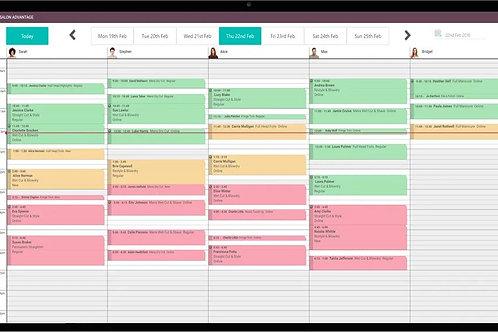 Salon Advantage Software for Professional Salons