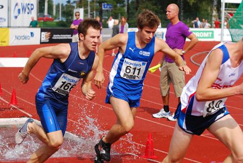 Swedish junior championships in Karlstad