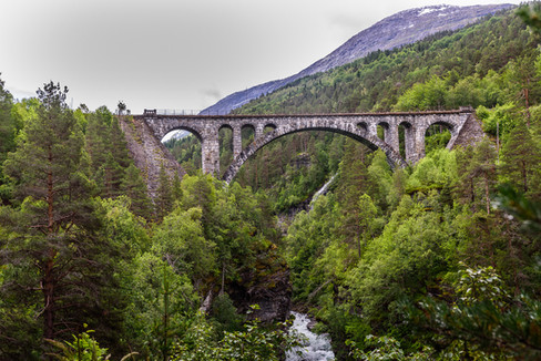 Kyllingbron över Rauma