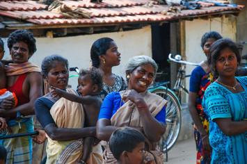 By i södra Indien