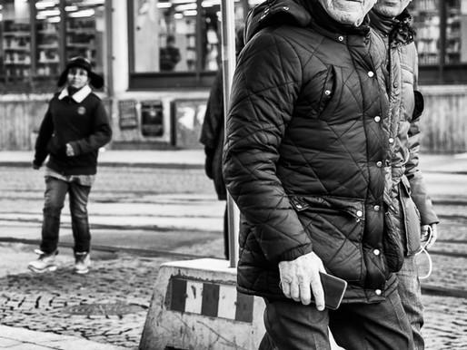 Gatubilder från Norrköping