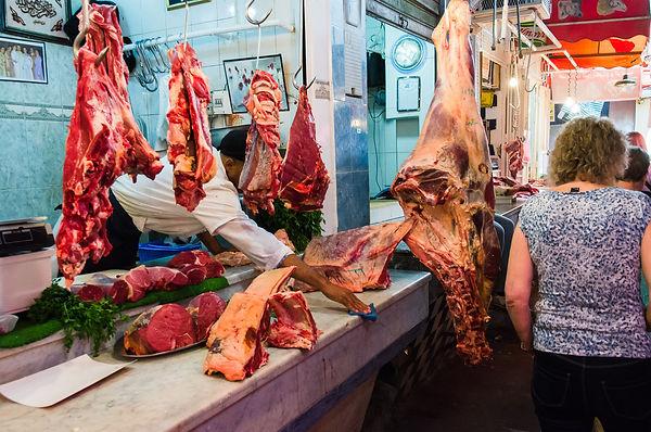 Köttmarknad