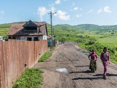 Life in a romani village
