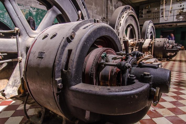 Kåkenhus kraftstation