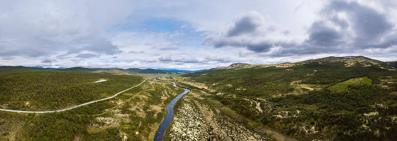 Vid Dovre nasjonalpark