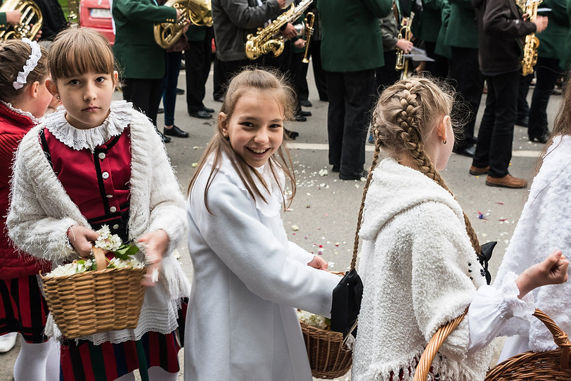 Katolsk procession