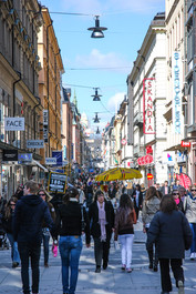 Drottninggatan, Stockholm