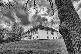 Marieborgs Manor, now folk high school