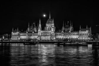 Parlamentshuset i Budapest