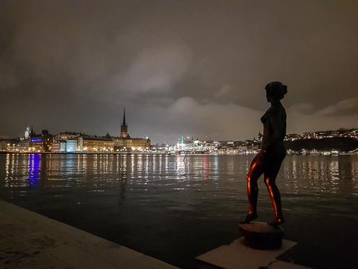 Lucia i Stockholm