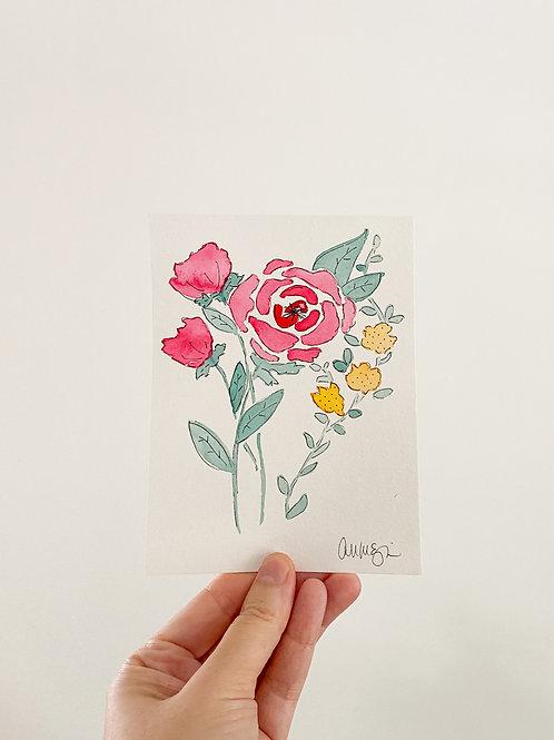 Red Rose Mini