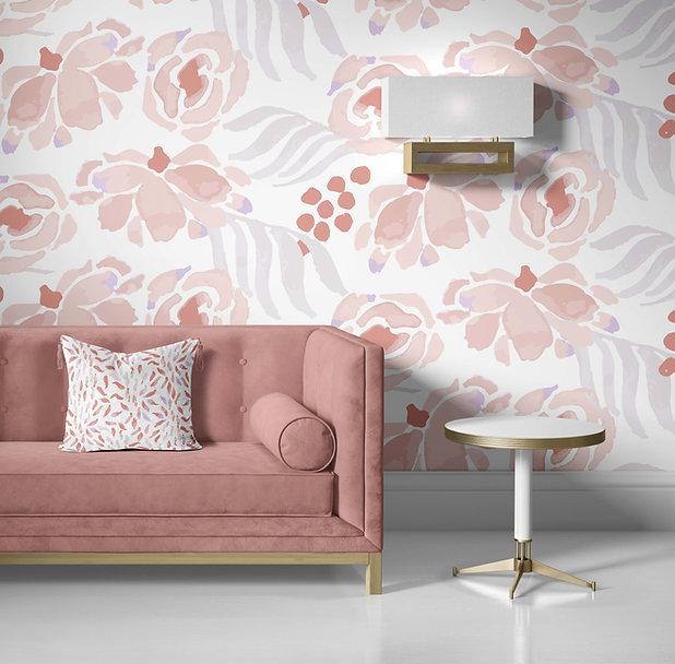 Interior Scene salty floral in coral.jpg