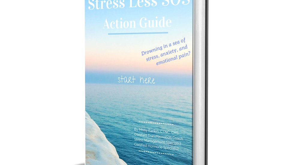 Stress Less SOS Action Guide