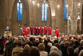 Concert du Debuche de Paris a Besancon -