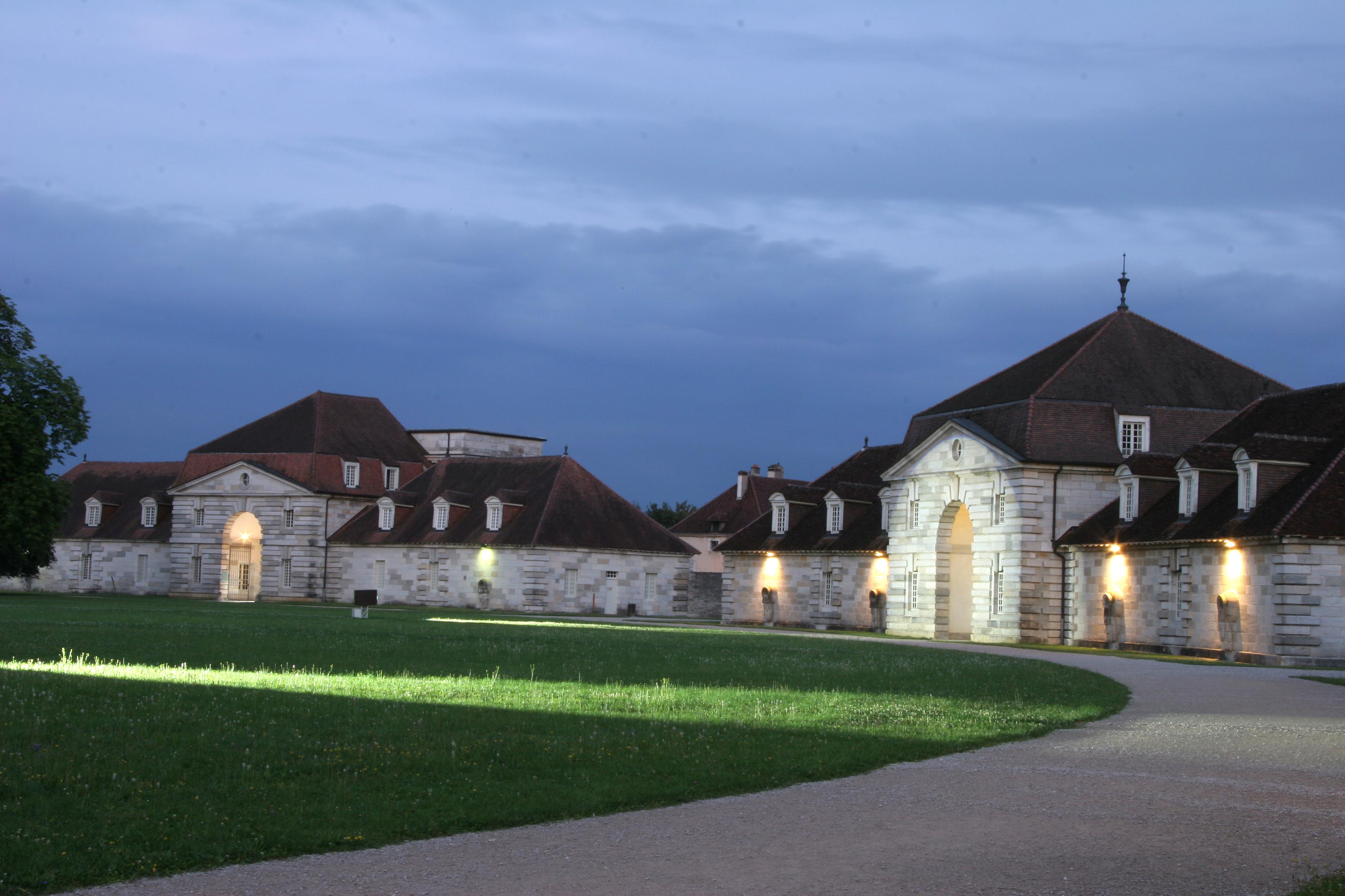 Saline Royale d' Arc et Senans
