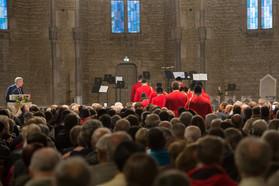 Concert du Debuche de Paris a Besancon