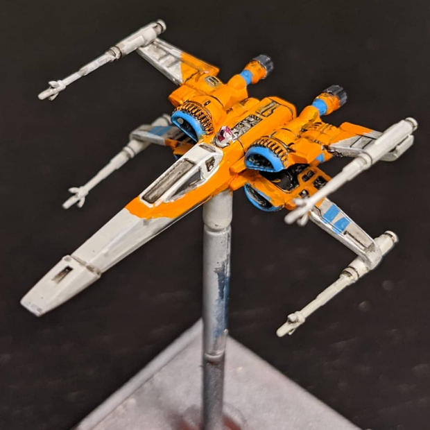 RoS T-70 X-wing