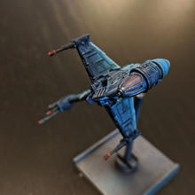 Blue Fade B-wing