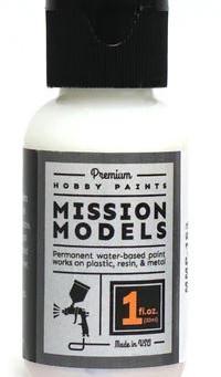 Mission Model Paint - Color Change?