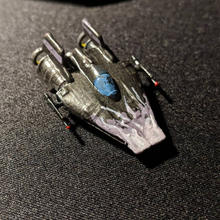 Purple Flame RZ1 A-Wing