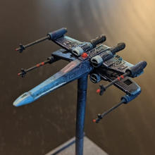Blue Fade T-65 X-wing