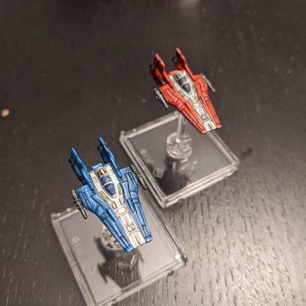 RZ-2 A-Wings