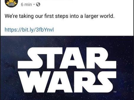 Atomic Star Wars - X-Wing Development changes