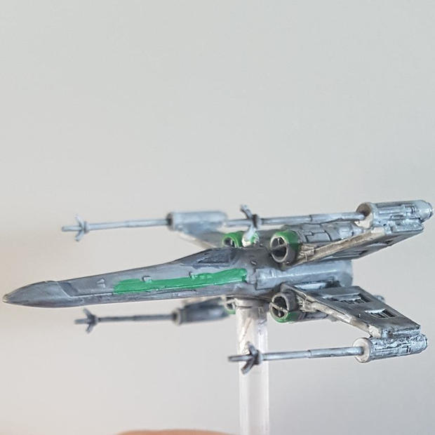 Corran's T65 X-Wing