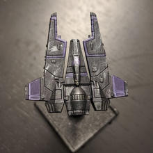 Stealth Fang Fighter