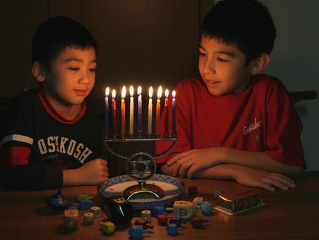 Chanukah - Light of Joy