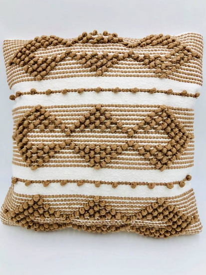 Coussin en laine
