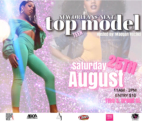 New Orleans Teen Model Competition