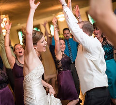 Chattanooga wedding dj services