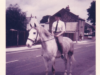 MEMORIES OF PARK LANE STABLES IN THE 1960S