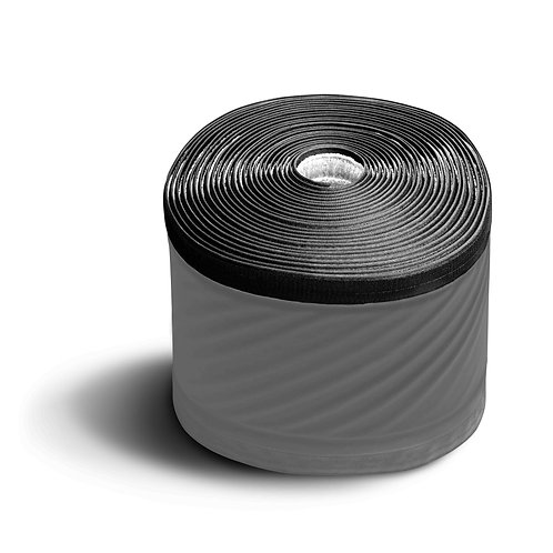 """Sidewinder """"Silver Back"""" 50' uninsulated roll /Rouleau non isolé de 50 'Sidewind"""