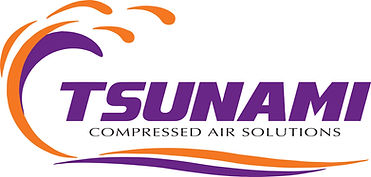 Tsunami Compressed Air Solutions LOGO PA