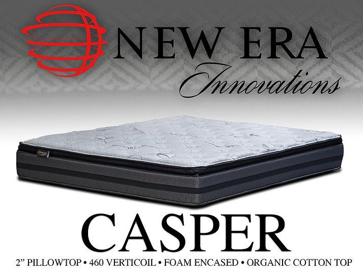 """Casper Euro-Top 10.5"""" Mattress (Twin, Full, Queen, King)"""
