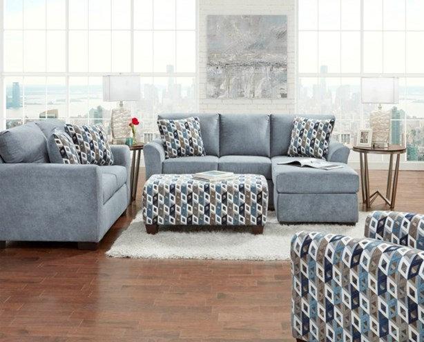 S3900 Anna Blue-Grey