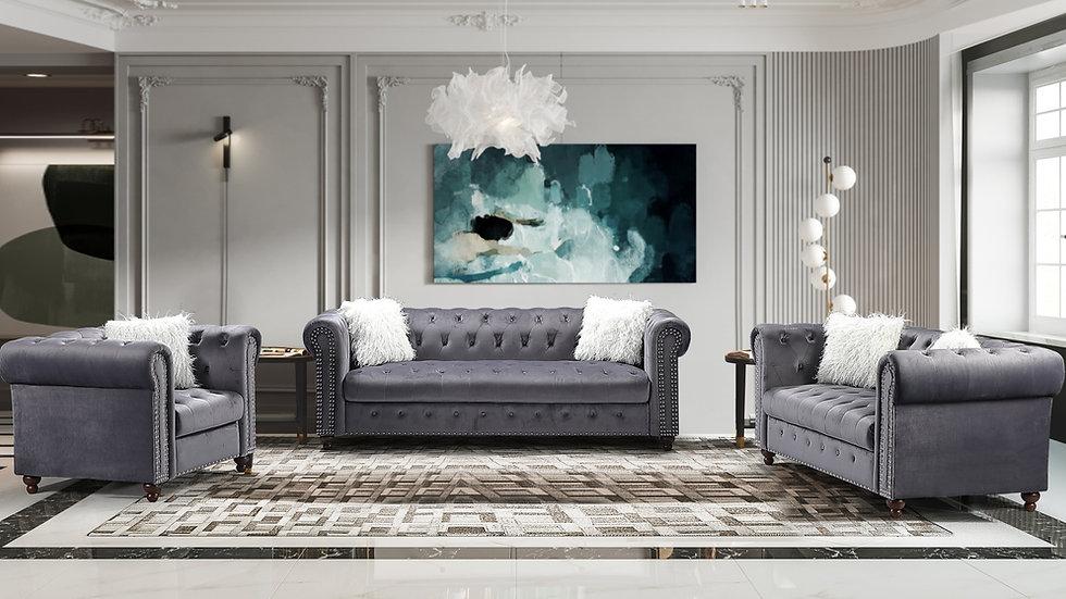 S8188 Milan 2pcs (Grey)