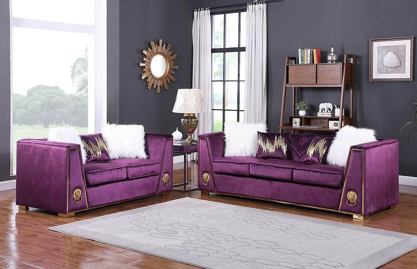S1014 Leo (Purple)