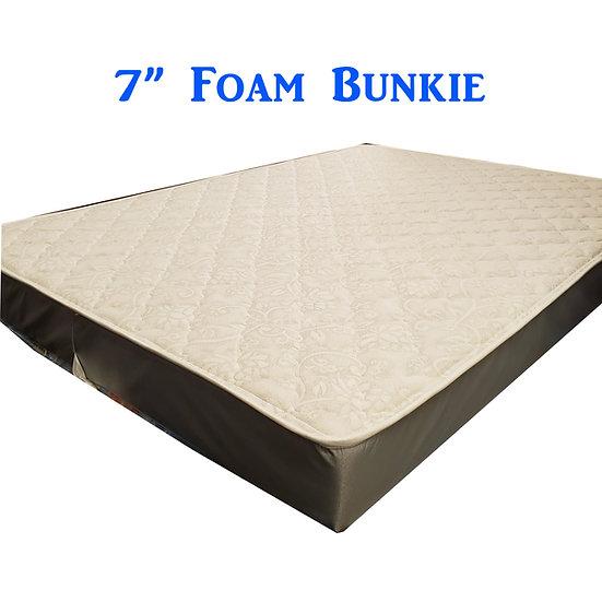 """Foam Bunkie 7"""""""