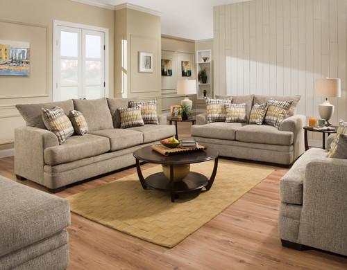 Mysite Sofa And Loveseat