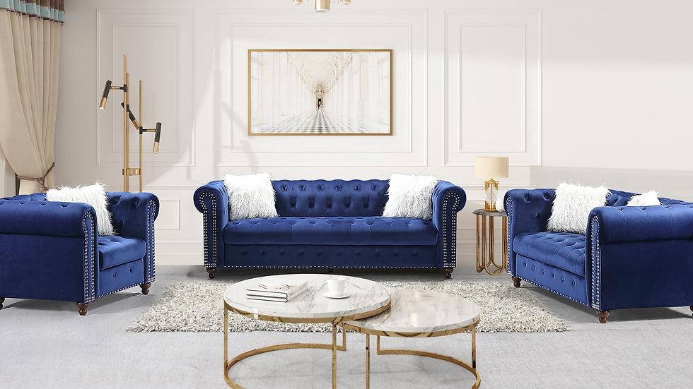 S8188 Milan 2pcs (Blue)