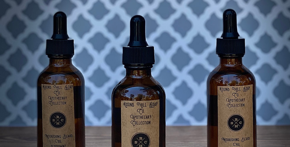 Nourishing Beard Oil