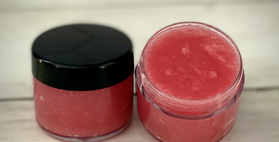 Pink Grapefruit Lip Scrub