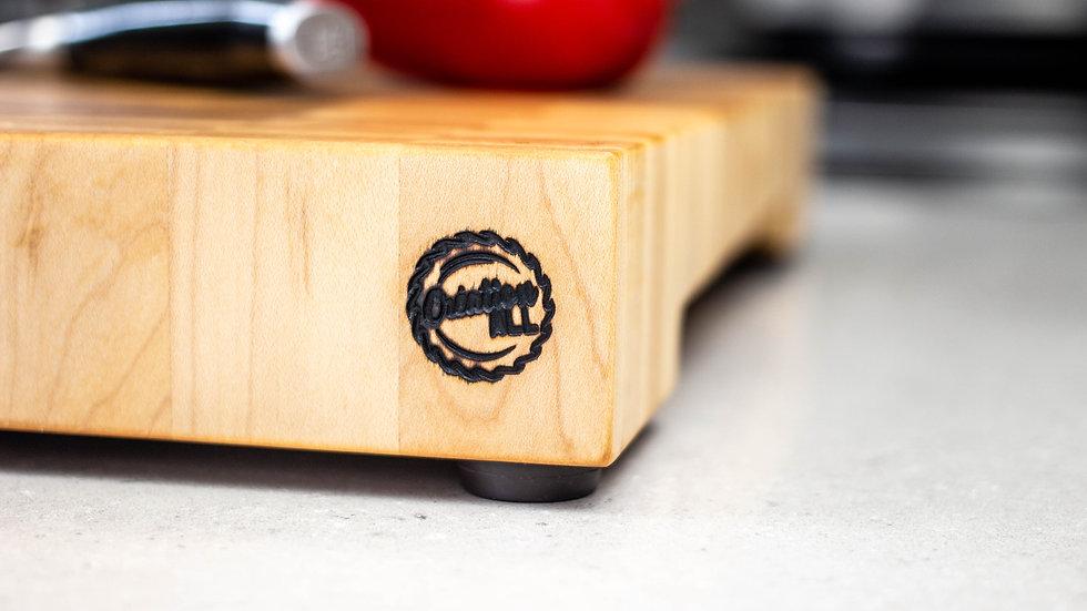 Maple - Custom & Personalized End Grain Cutting Board