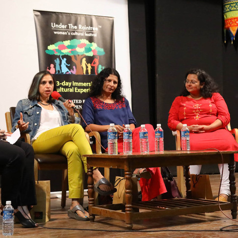 Director's Cut: Gender & its impact on cinematic narratives - Films panel discussion with Kavitha Lankesh, Ananya Kasaravalli & Shonali Bose