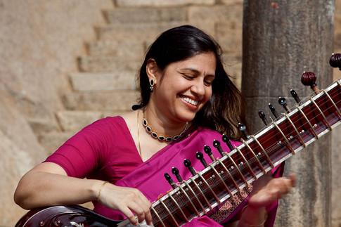 Anupama Bhagwat_Sitar maestro